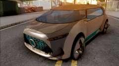 Mercedes-Benz Vision Tokyo Concept 2015 for GTA San Andreas