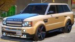 Range Rover Sport V2 for GTA 4