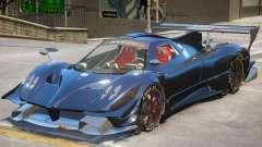 Pagani Zonda V1.2 for GTA 4
