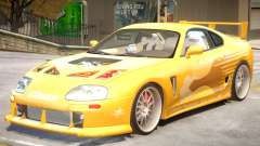 Toyota Supra Mark IV for GTA 4