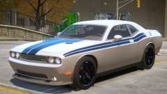 Dodge Challenger SRT V1.1 PJ2 for GTA 4