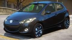 Mazda 2 Improved for GTA 4