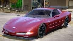 Chevrolet Corvette Z06 V1 for GTA 4