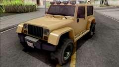 GTA V Canis Mesa Grande SA Style for GTA San Andreas