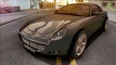 Ferrari 612 Scaglietti Grey for GTA San Andreas