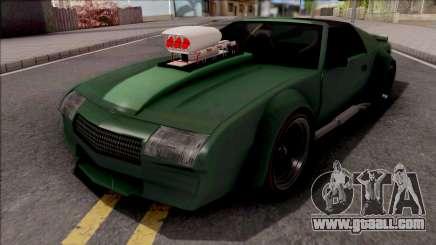 FlatOut Splitter Custom v2 for GTA San Andreas