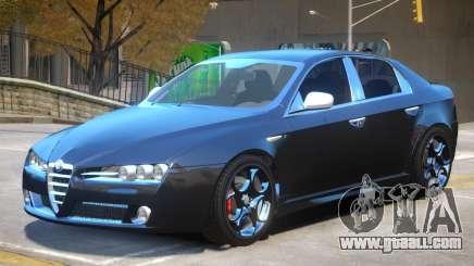 Alfa Romeo 159 JTS V1 for GTA 4