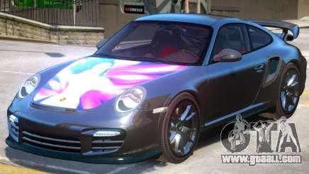 Porsche 911 GT2 PJ8 for GTA 4