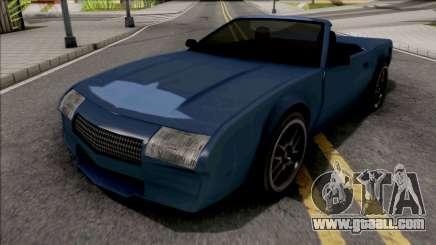 FlatOut Splitter Cabrio v2 for GTA San Andreas