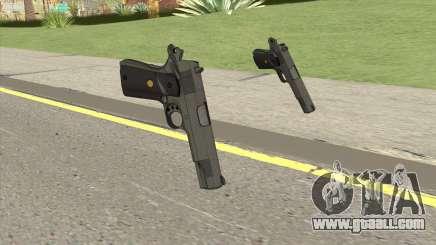 M45A1 (Insurgency) for GTA San Andreas