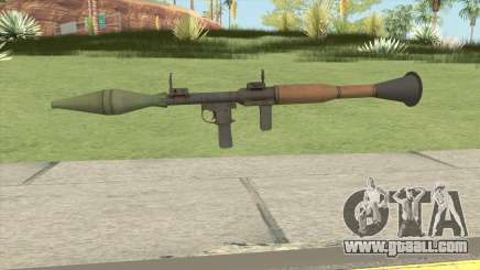 RPG-7 (Insurgency) for GTA San Andreas