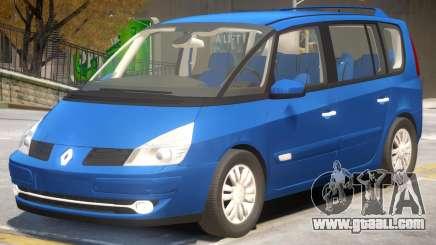 Renault Espace V1 for GTA 4