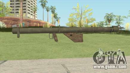 M1 Bazooka (Day Of Infamy) for GTA San Andreas