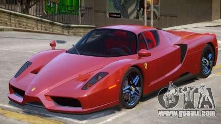 Ferrari Enzo V1.1 for GTA 4