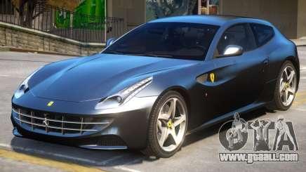 Ferrari FF V1.1 for GTA 4