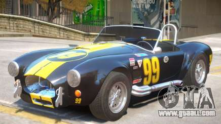 AC Cobra V1 PJ1 for GTA 4