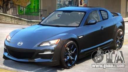 Mazda RX-8 V1 for GTA 4