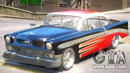 1956 Chevrolet Bel Air PJ for GTA 4