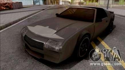 FlatOut Splitter Cabrio for GTA San Andreas