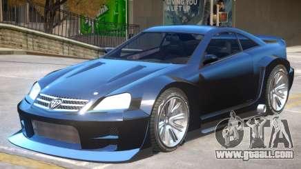 Benefactor Feltzer V1 for GTA 4