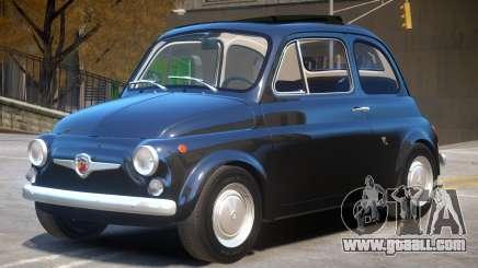 1968 Fiat Abarth for GTA 4