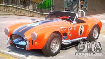 AC Cobra V1 PJ3 for GTA 4