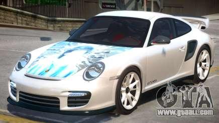 Porsche 911 GT2 PJ4 for GTA 4