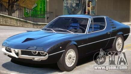 1970 Alfa Romeo Montreal for GTA 4