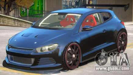 Volkswagen Scirocco V1.2 for GTA 4