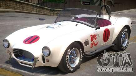 427 Cobra PJ2 for GTA 4