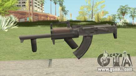 Groza (LQ) for GTA San Andreas
