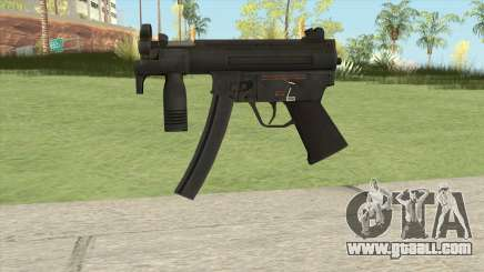 MP5K (Insurgency) for GTA San Andreas