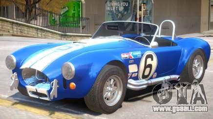 AC Cobra V1 PJ2 for GTA 4