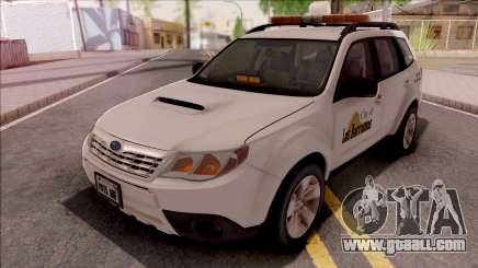 Subaru Forester 2011 City of Las Barrancas for GTA San Andreas