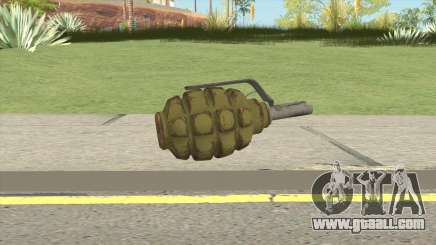 F1 Grenade (Insurgency) for GTA San Andreas