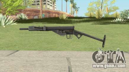 STEN (Day Of Infamy) for GTA San Andreas