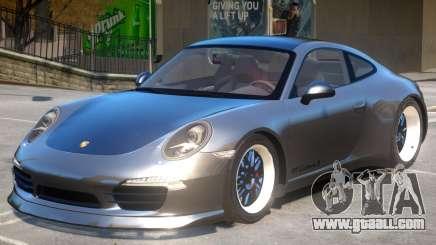 Porsche Carrera V1 for GTA 4