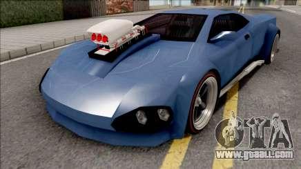 GTA 3 Infernus Custom for GTA San Andreas