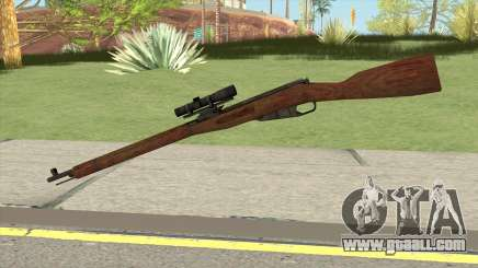 Mosin-Nagant M1891 (Insurgency) for GTA San Andreas