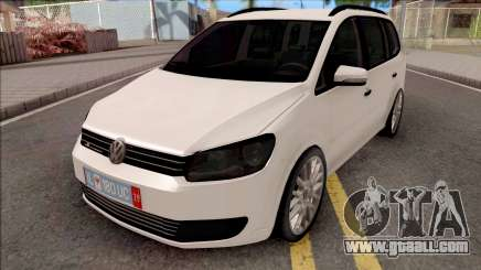 Volkswagen Touran 2010 for GTA San Andreas