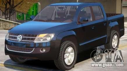 Volkswagen Amarok V1 for GTA 4