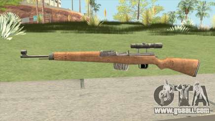 Gewehr-43 Sniper for GTA San Andreas