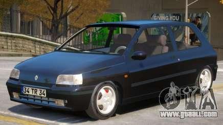 Renault Clio for GTA 4