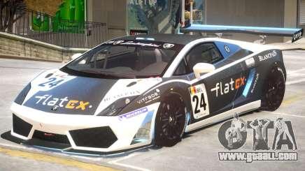 Gallardo GT3 V1 for GTA 4