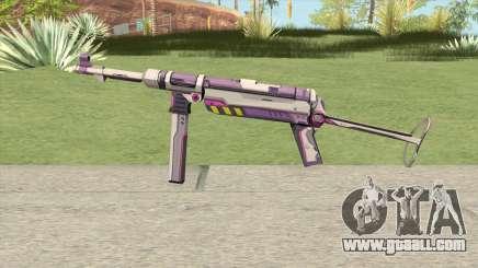 MP-40 (Mechanical) for GTA San Andreas