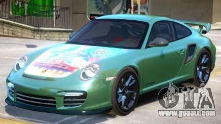 Porsche 911 GT2 PJ3 for GTA 4