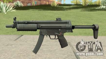MP5 (CS: GO) for GTA San Andreas