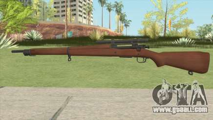 Springfield M1903 (Day Of Infamy) for GTA San Andreas