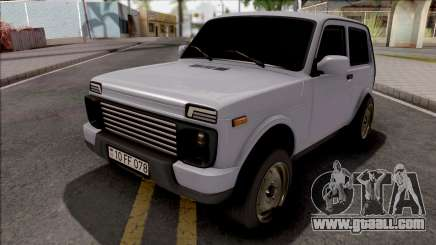 LADA Urban BakuStyLe for GTA San Andreas