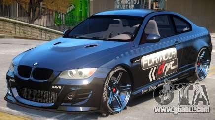 BMW M3 V1 PJ3 for GTA 4